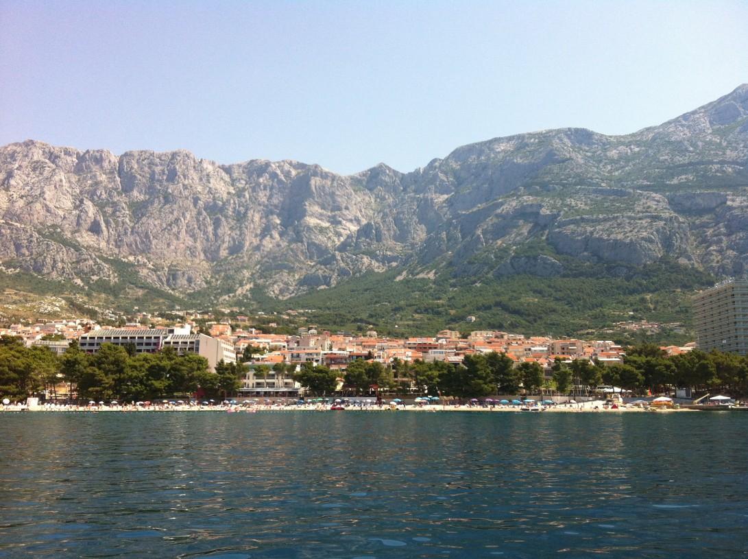 Kroatian rannikko tarjoaa luonnon ihmeitä niin merellä kuin vuoristossa