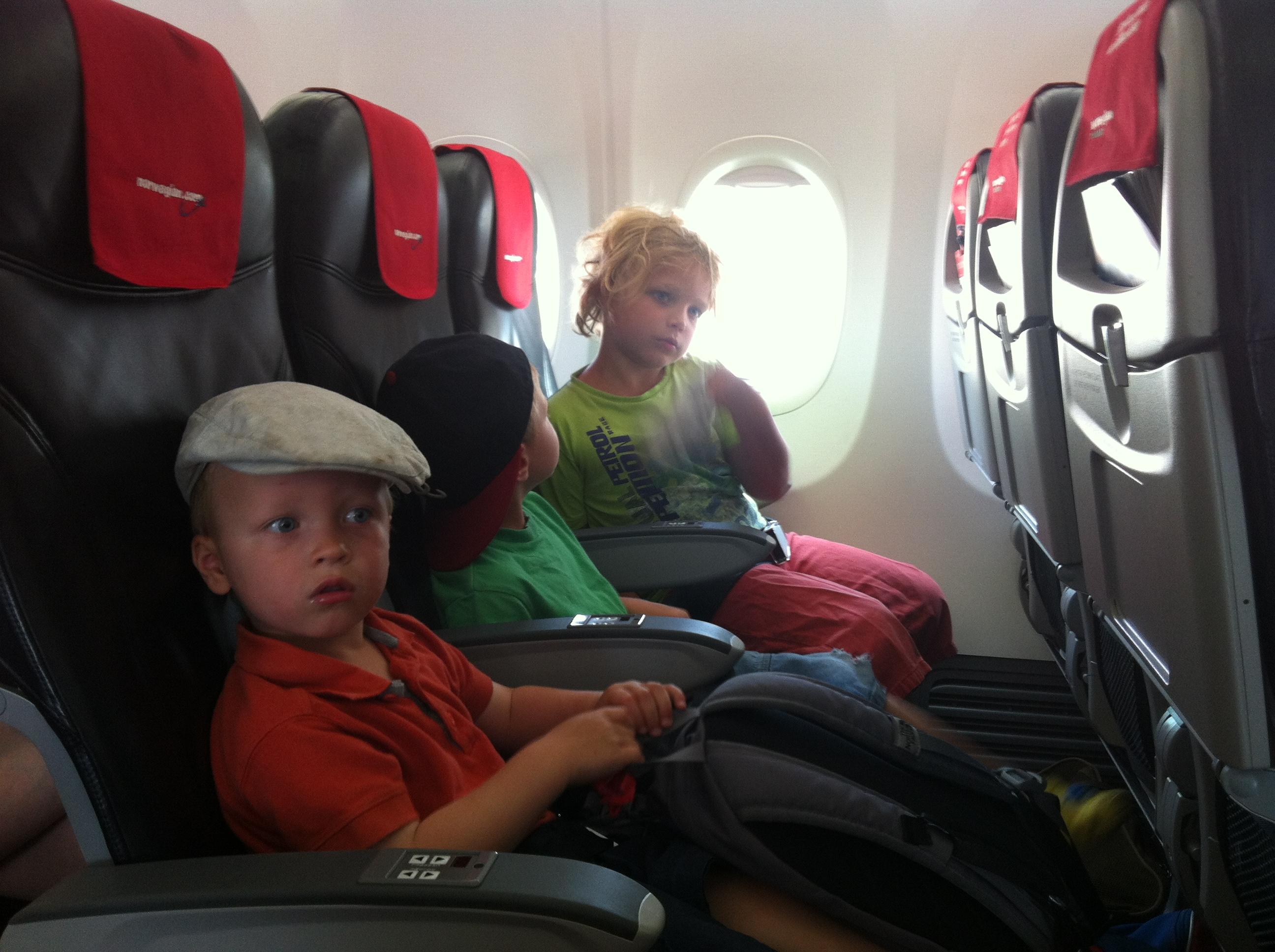 Kotiinpaluuta kannattaa suunnitella jo matkan varausvaiheessa. Tässä kotimatkalla Kroatiasta kesällä 2012