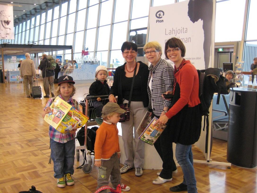 Edellinen Unkarin reissu tehtiin 3 vuotta sitten mummojen kanssa. Pojat ovat kasvaneet kovasti, sen huomaa kuvista:)