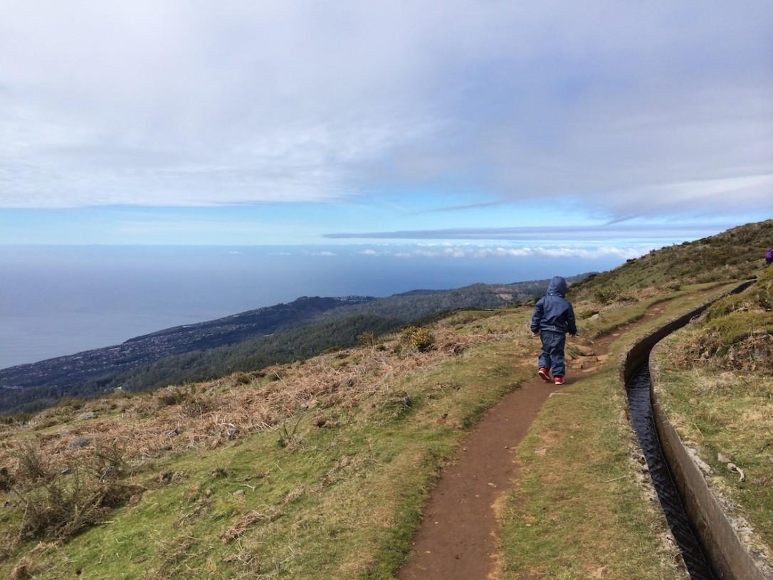 Kävely Paul da Serran ylängöllä oli kuin taivaassa olisi käyskennellyt.