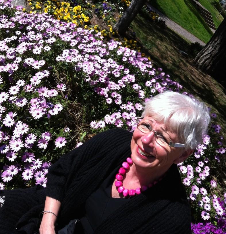 Äitini on hulluna Nizzaan. Hänen syntymäpäivänsä toimi viimeisenä kimmokkeena unelmani toteuttamiselle.