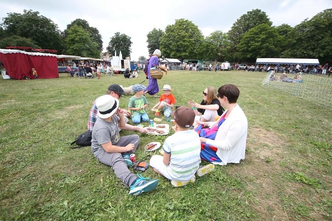 Ranskassa picnic on kansallinen instituutio - ei ole tapahtumaa ilman picnicciä