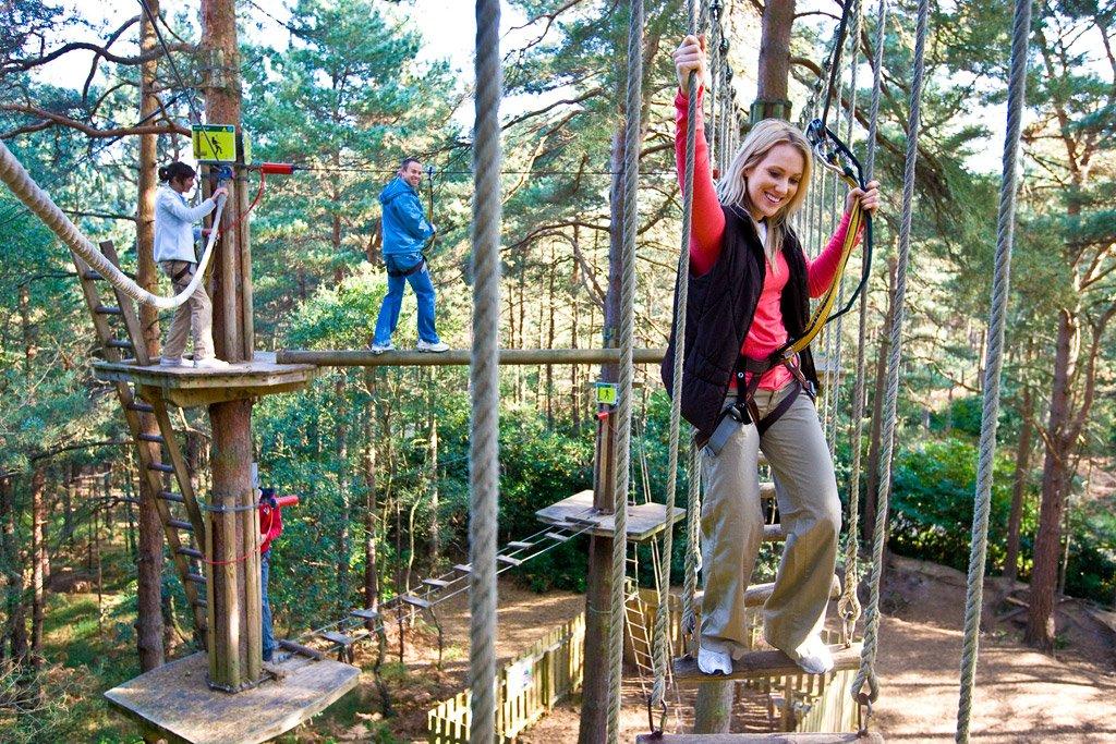 Kuva: www.seikkailupuistohuippu.fi