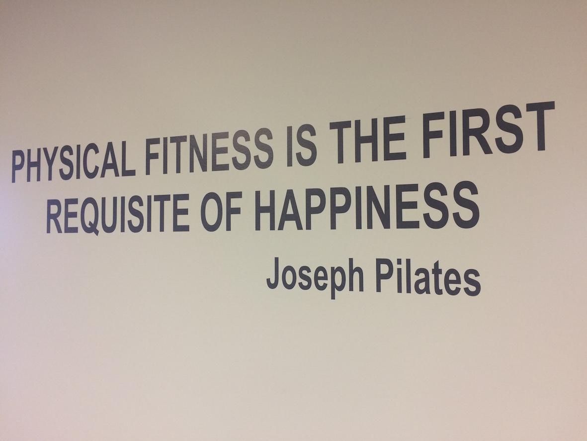 Pilates Circle -Studiolla harjoitellaan Joseph Pilateksen oppien mukaan.