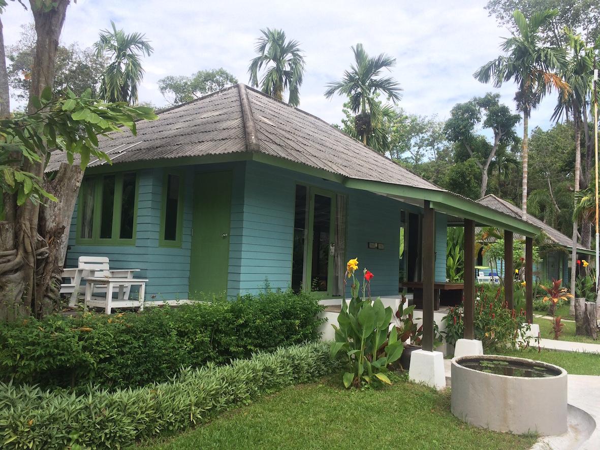 Tällainen Deluxe Cottage olisi minun valintani seuraavalla kerralla.