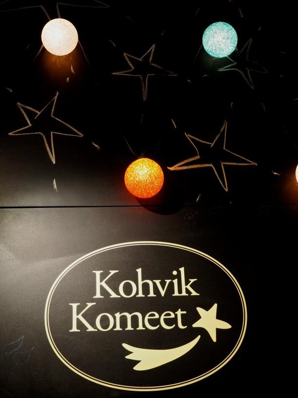 Kahvila Komeet Tallinna
