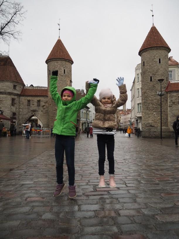 Tallinnan muurilla
