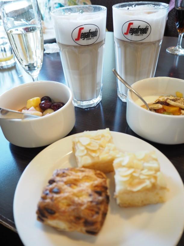 Tallink Silja cafe latte