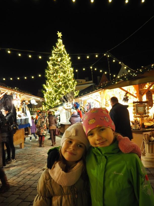 Joulumarkkinat Tallinna