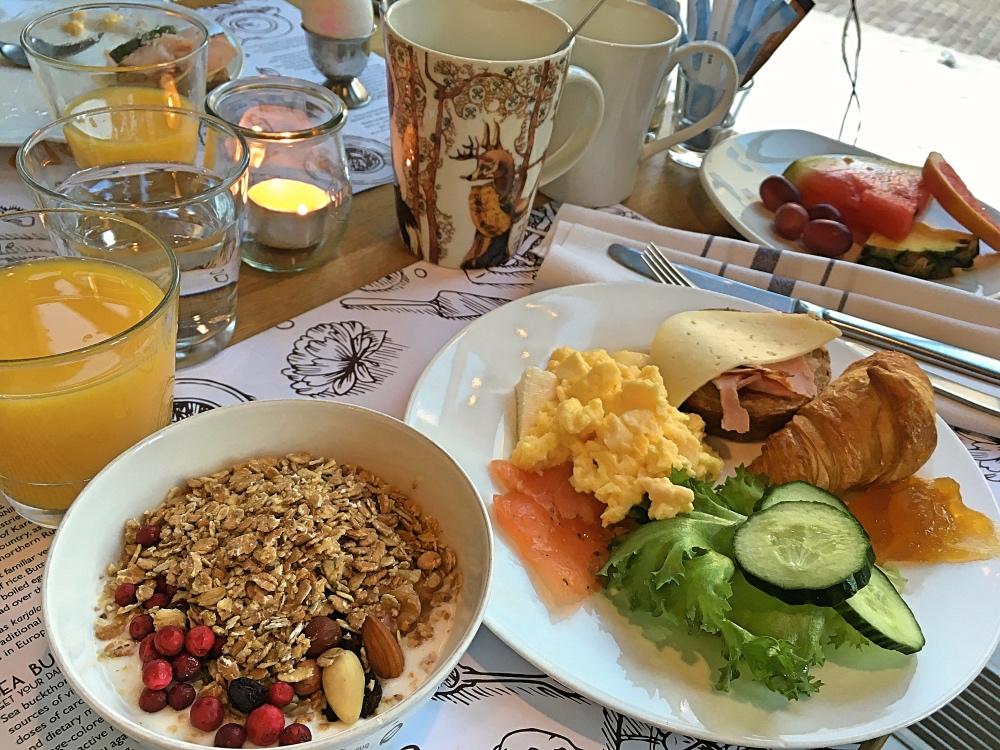 Helsigin paras aamiainen