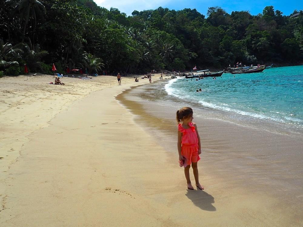 Phuketin paras ranta lasten kanssa top 3