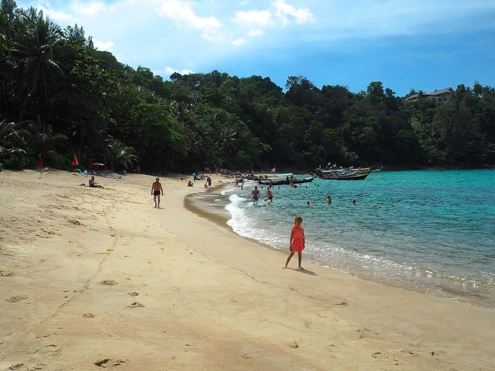 Bananan Beach Phuket - Phuketin paras ranta lasten kanssa