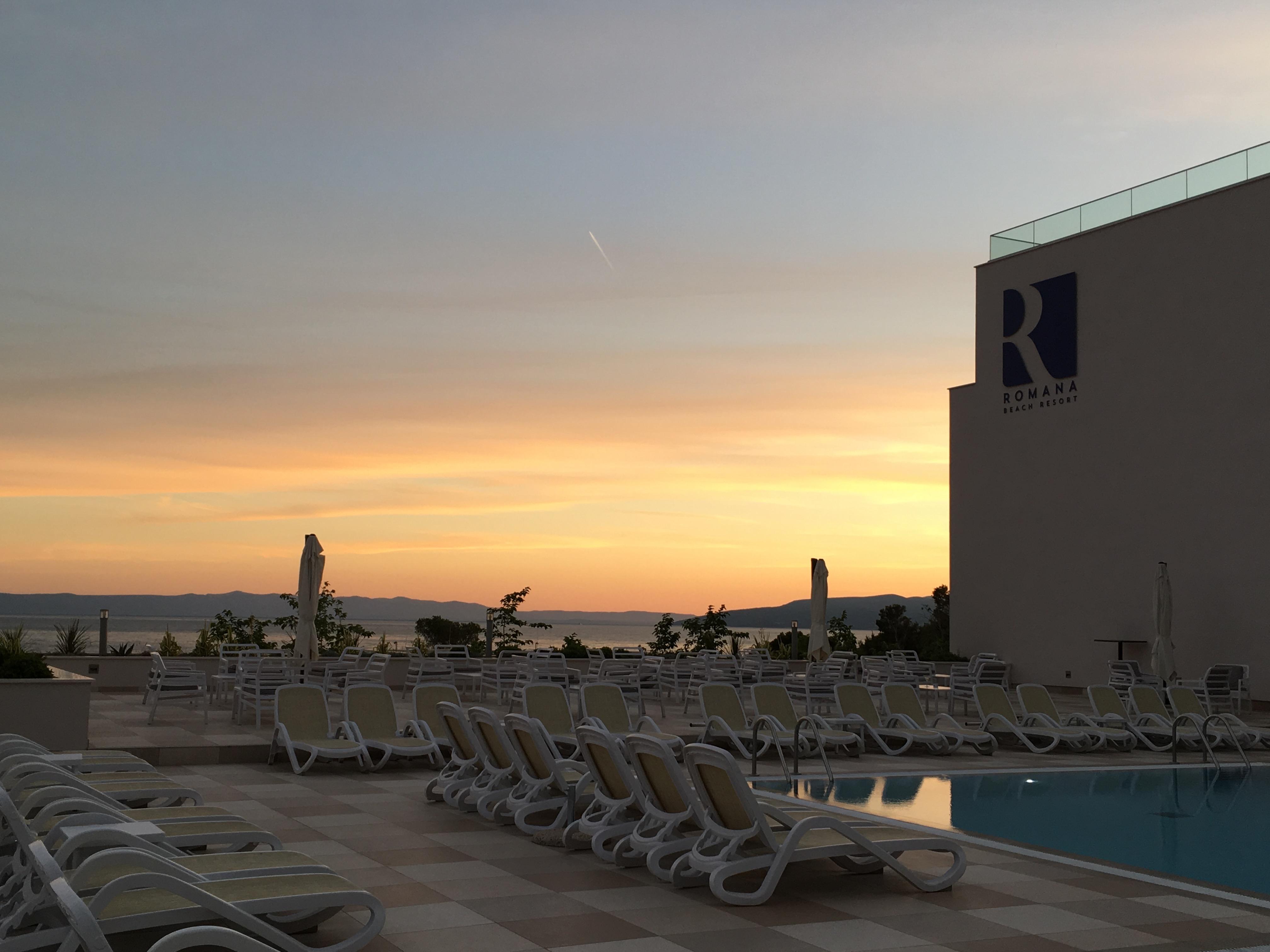Romana Beach Resort_ Makarska_Kroatia